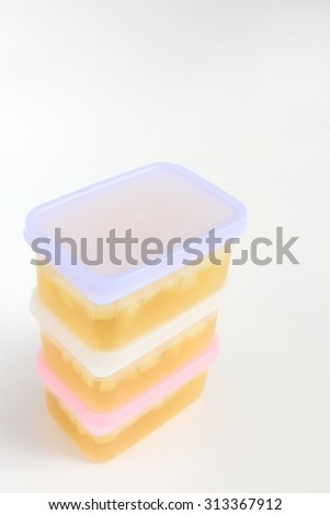 Jelly - stock photo