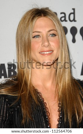 Jennifer Aniston at the 18th Annual GLAAD Media Awards. Kodak Theatre, Hollywood, CA. 04-14-07