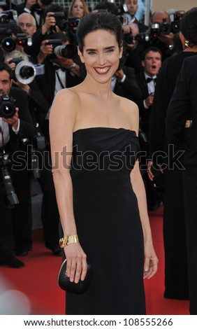 "Jennifer Connelly at the gala screening of ""Madagascar 3:Europe's Most Wanted"" at the 65th Festival de Cannes. May 18, 2012  Cannes, France Picture: Paul Smith / Featureflash"
