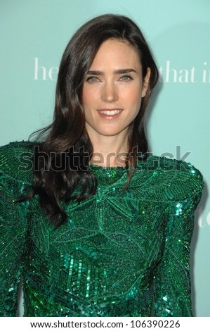 Jennifer Connelly at the World Premiere of 'He's Just Not That Into You'. Grauman's Chinese Theatre, Hollywood, CA. 02-02-09 - stock photo