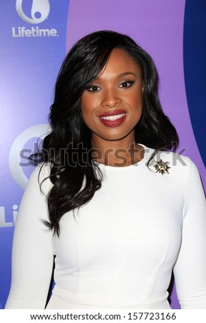 Jennifer Hudson at Variety's 5th Annual Power of Women, Beverly Wilshire, Beverly Hills, CA 10-04-13 - stock photo