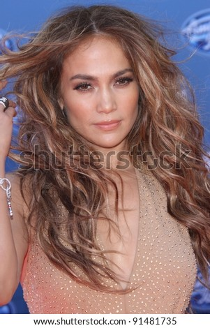 "Jennifer Lopez at the ""American Idol"" Season 10 Finale Arrivals, Nokia Theatre L.A. Live, Los Angeles, CA. 05-25-11"