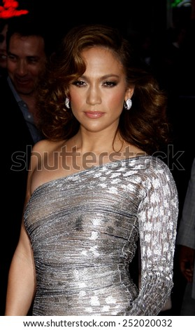 "Jennifer Lopez at the Los Angeles Premiere of ""The Back-Up Plan"" held at the Westwood Village Theater in Westwood, California, United States on April 21, 2010."