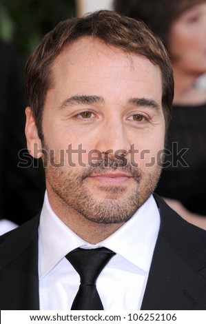 Jeremy Piven at the 66th Annual Golden Globe Awards. Beverly Hilton Hotel, Beverly Hills, CA. 01-11-09