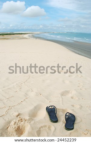 Jericoacoara Brazil - stock photo