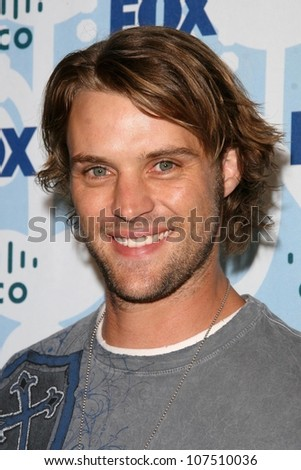 Jesse Spencer  at the Fox Eco Casino Party. London West Rooftop, Hollywood, CA. 09-08-08