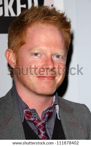"Jesse Tyler Ferguson at the opening night of the musical ""Wicked"". Pantages Theatre, Hollywood, CA. 02-21-07"