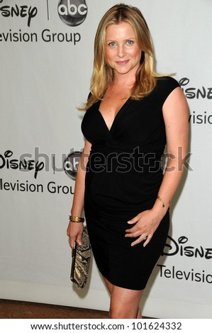 Jessica Capshaw  at the Disney ABC Television Group Summer 2010 Press Tour - Evening, Beverly Hilton Hotel, Beverly Hills, CA. 08-01-10