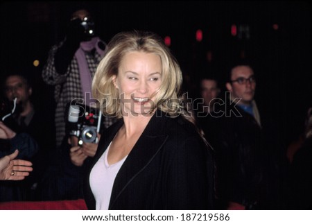 Jessica Lange at premiere of NORMAL, NY 3/12/2003