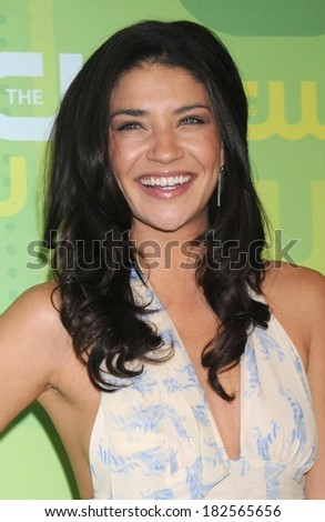 Jessica Szohr at Part 2 - The CW Network Television Upfronts, Lincoln Center, New York, NY, May 13, 2008
