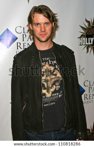 Jessie Spencer at the 2007 Hot In Hollywood to benefit the AIDS Healthcare Foundation. Henry Fonda Music Box Theater, Hollywood, CA. 08-18-07 - stock photo
