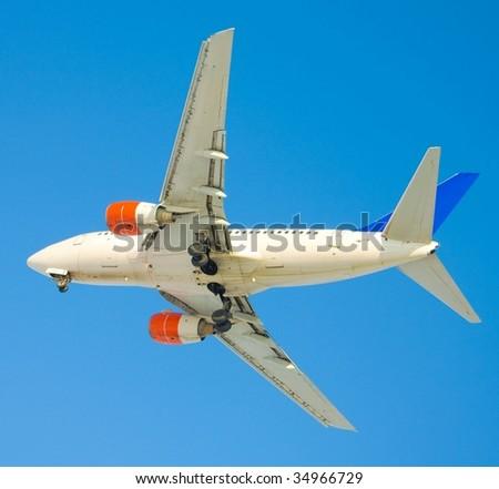 Jet - stock photo