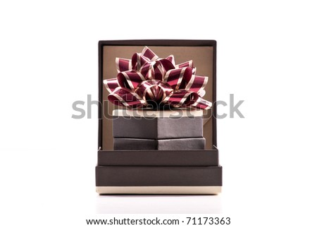 Jewelry Gift for Her - stock photo