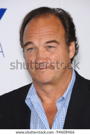"Jim Belushi at the Los Angeles premiere of ""Good Luck Chuck"" at the Mann National Theatre, Westwood, CA. September 20, 2007  Los Angeles, CA Picture: Paul Smith / Featureflash"