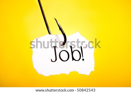 job concept - stock photo