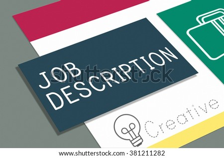 Human Resources Job Description Stock Photos RoyaltyFree Images
