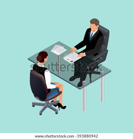 Job interview business, Job interview icon, Job interview isometric, job interview woman, Job interview icon new, Job interview interviews, Job interview interviewing, Job interview in office - stock photo