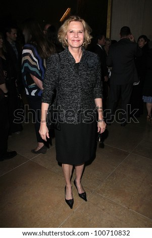 JoBeth Williams at the 49th Annual Publicists Awards Luncheon, Beverly Hilton, Beverly Hills, CA 02-24-12 - stock photo