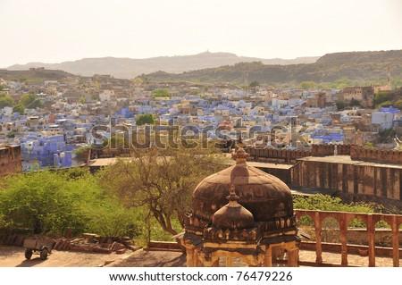 Jodhpur - stock photo
