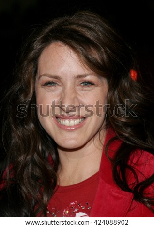 Joely Fisher at the Los Angeles premiere of 'Music and Lyrics' held at the Grauman's Chinese Theater in Hollywood, USA on February 7, 2006.