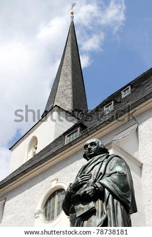 Johann Gottfried Herder, German Philisopher - stock photo