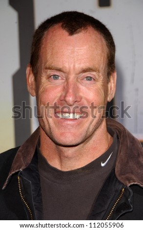 "John C. McGinley at the world premiere of ""Wild Hogs"". El Capitan Theatre, Hollywood, CA. 02-27-07"
