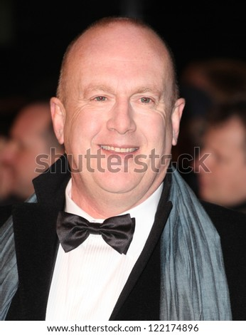 John Callen arriving for The hobbit Premiere, Odeon Leicester Square, London. 12/12/2012 Picture by: Alexandra Glen - stock photo