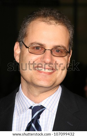 John Coniglio  at the Los Angeles Premiere of 'Nothing Like The Holidays'. Grauman's Chinese Theater, Hollywood, CA. 12-03-08 - stock photo