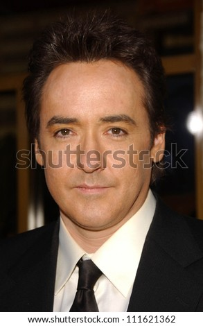 "John Cusack at the World Premiere of ""1408"". The National Theatre, Westwood, CA. 06-12-07 - stock photo"