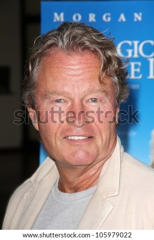 "John Savage at the Los Angeles Premiere of ""The Magic of Belle Isle,"" DGA, Los Angeles, CA 06-20-12 - stock photo"