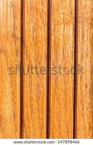 Joinery work. Old wooden background. - stock photo