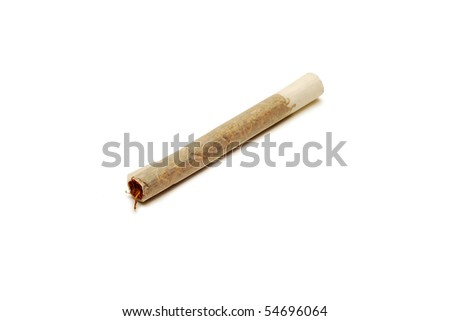 joint isolated - stock photo