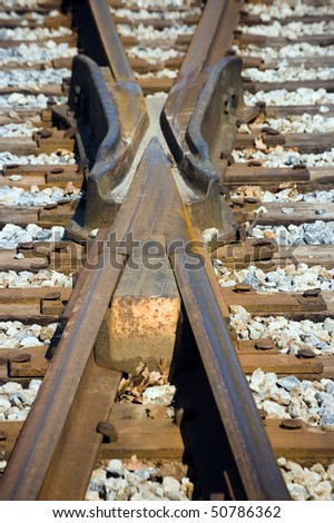 joint , sleepers and rails railroad transportation industry
