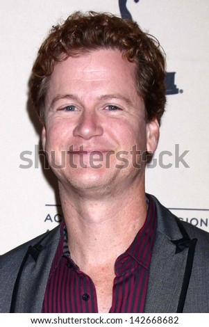 Jonathan Mangum at the Daytime Emmy Nominees Reception presented by ATAS, Montage Beverly Hills, CA 06-13-13