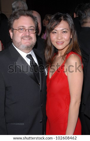 Jonathon Braun and Kerry Liu at the 60th Annual ACE Eddie Awards, Beverly Hilton Hotel, Beverly Hills, CA. 02-14-10