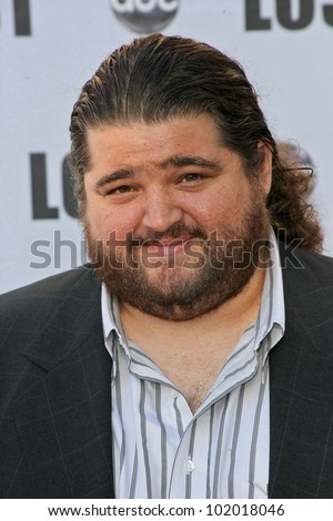 "Jorge Garcia  at ""Lost"" Live: The Final Celebration, Royce Halll, UCLA, Westwood, CA. 05-13-10"