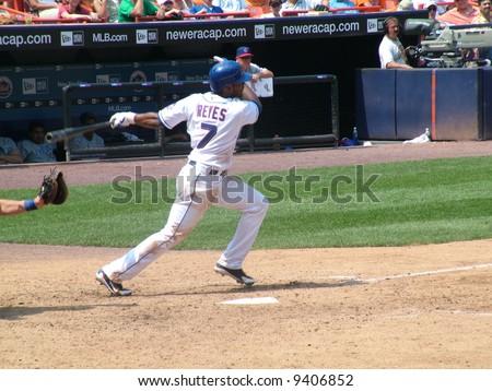 Jose Reyes - stock photo