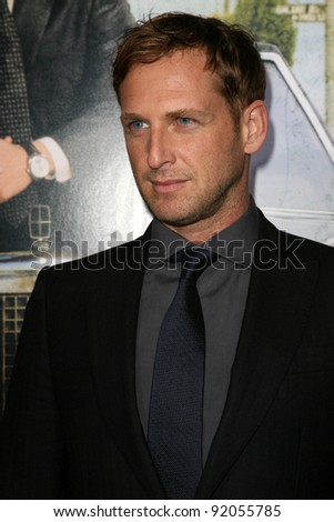 "Josh Lucas at ""The Lincoln Lawyer"" Los Angeles Screening, Arclight Theater, Hollywood, CA. 03-10-11"
