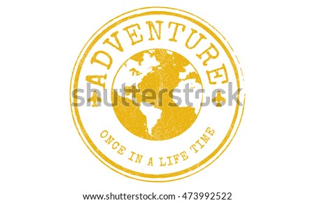 Journey Destination Explore Vacation Graphic Concept