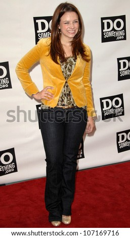 "Joy Lauren  at ""The Do Something Awards"" Pre Party for The 2008 Teen Choice Awards. Level3, Hollywood, CA. 08-02-08"