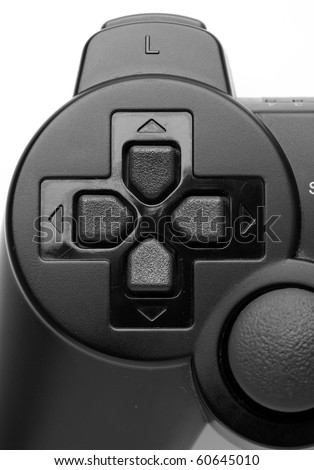 joystick - stock photo