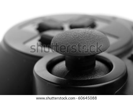 joystick - stock photo