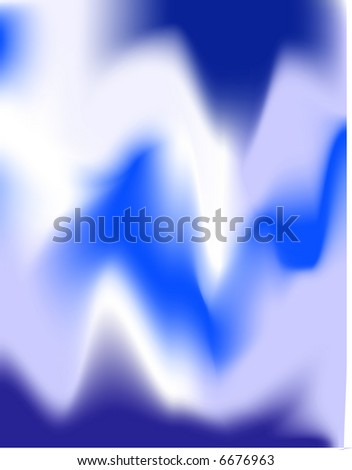 JPEG Blue Watery Background - stock photo