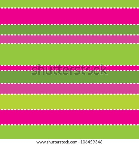 JPEG seamless background pattern with bright stripes. Suitable for textiles, scrap-booking, greeting cards, gift wrap, wallpapers. See my portfolio for vector version - set of 4 vector backgrounds. - stock photo