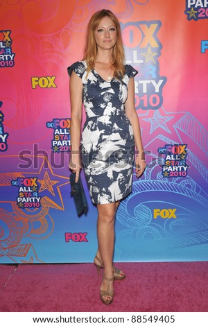 "Judy Greer - star of ""Archer"" - at Fox TV's All Star Party at Santa Monica Pier. August 2, 2010  Santa Monica, CA Picture: Paul Smith / Featureflash"