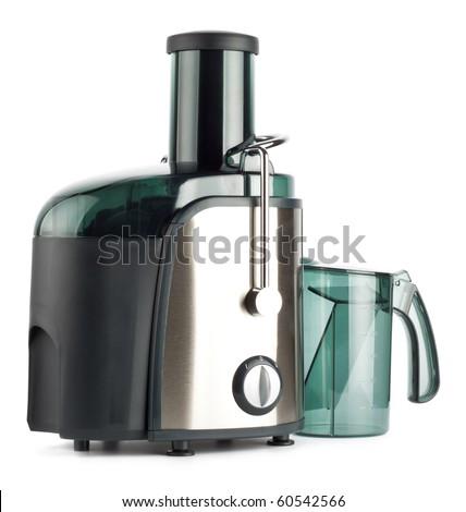 juice extractor - stock photo