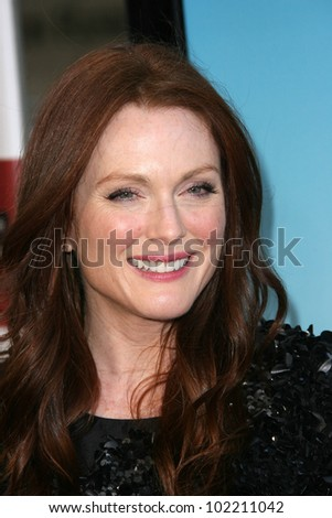 "Julianne Moore at ""The Kids Are All Right"" Los Angeles Film Festival Opening Night Premiere, Regal 14, Los Angeles, CA. 06-17-10"