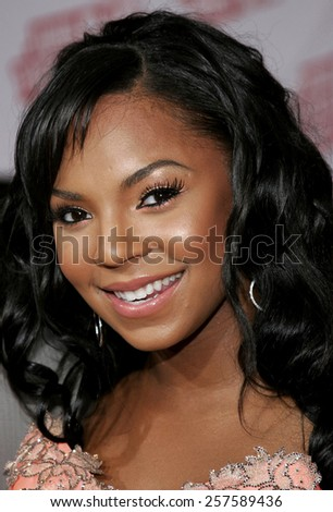 "July 25, 2006. Ashanti Douglas attends the Los Angeles Premiere of ""John Tucker Must Die"" held at the Grauman's Chinese Theater in Hollywood, California United States."