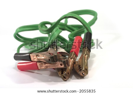jumper cable - roadside emergency