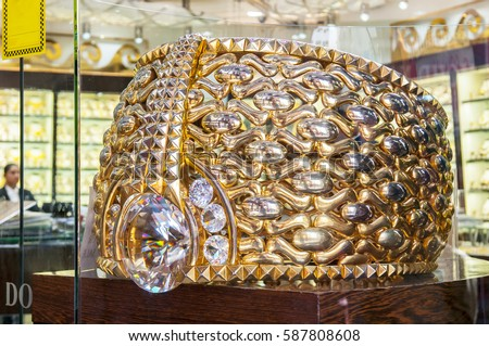 June 12 2016 Biggest Gold Ring Stock Shutterstock